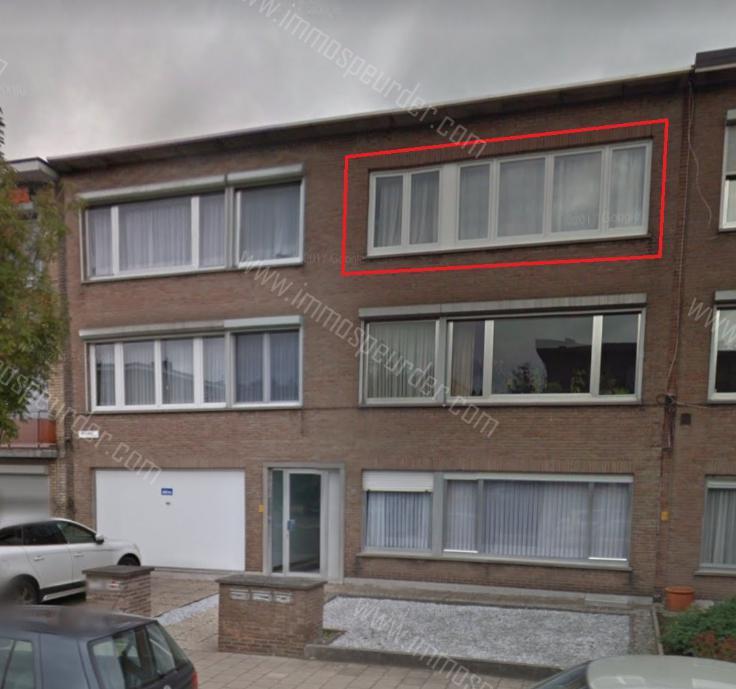 Appartement in Merksem