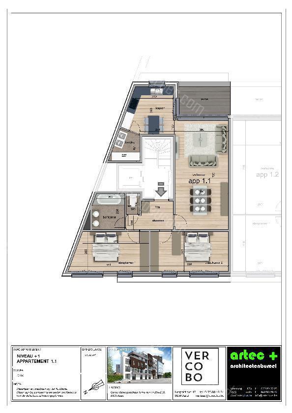 Geraardsbergsestraat, 9300 Aalst - 54792   ImmoSpeurder